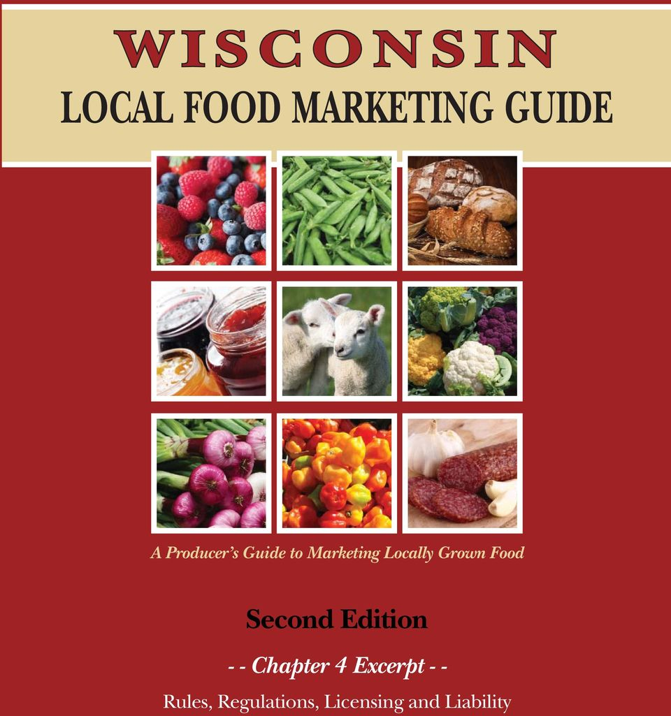 Locally Grown Food Second Edition - -