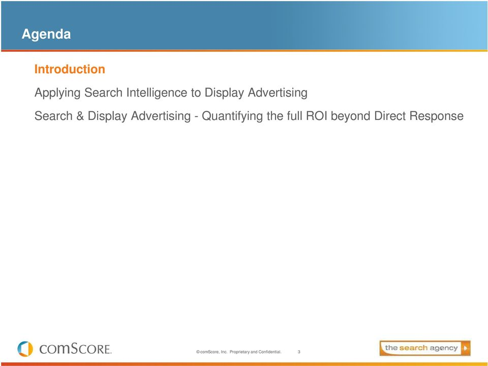 Search & Display Advertising -