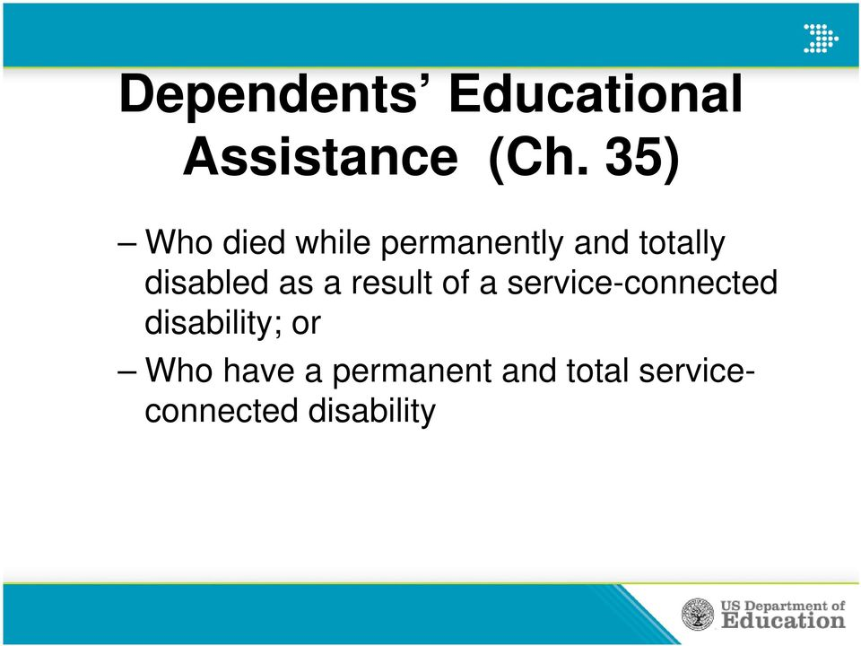disabled as a result of a service-connected