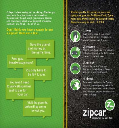 Zipcar Marketing Custom 90 day and 1 year marketing plan Self service marketing