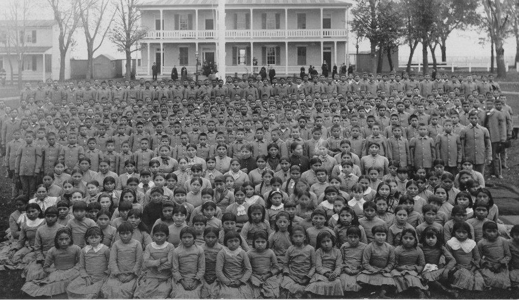 Over 12,000 Native kids attended