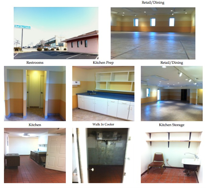 Out parcel For Lease 1,800 SF Retail