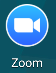 Desktop Application Sign In 1. Go the Zoom icon. 2. Click Sign In. 3.