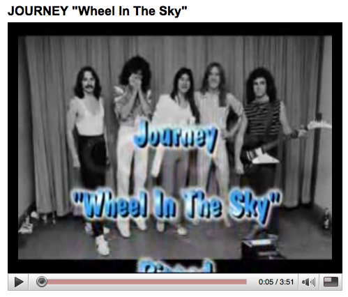 Wheel in the Sky by Journey New lyrics: Sun and atmosphere The