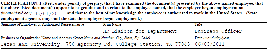 SECTION 2: AC-21 H-1B PORTABILITY Employer enters date employment began.