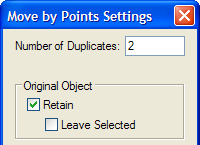 Creating rotated copies of objects Next, you use the Rotate tool to copy multiple objects 180 degrees. 19.