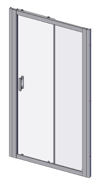 Sliding Door Instruction Manual ET IMPORTANT INFORMATION Toughened glass is completely safe for use in our shower enclosures and bath screens; providing our products are installed according to our