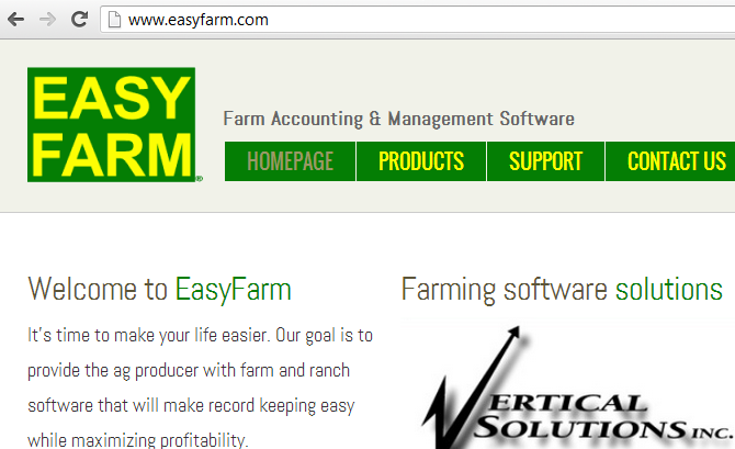 Downloading EasyFarm from the internet These instructions will assist you in downloading the latest version of EasyFarm 8.0.