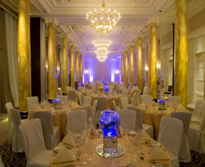 Perfect in every detail The Adelphi Suite, with its state of the art lighting, is the perfect venue