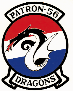 Redesignated Patrol Squadron FIFTY SIX (VP-56) on 4 February 1953, the second patrol squadron to be assigned the VP-56 designation. Disestablished on 28 June 1991.