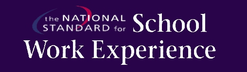 The National Standard for School/College Work Experience 1. POLICY 1.