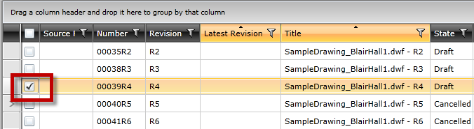 Highlight document folder > click the Rename button in the Document Folder Toolbar. b. Type new folder name.