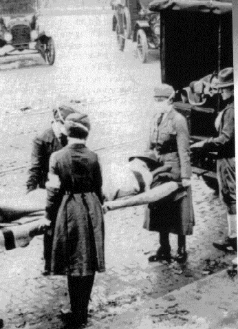 Devastation Caused by Pathogens Influenza epidemic 1918-1919 Killed 22 million people in 18 months.