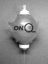 On Q Pain Buster Small round pump filled with local anesthetic medicine to treat your pain after surgery.