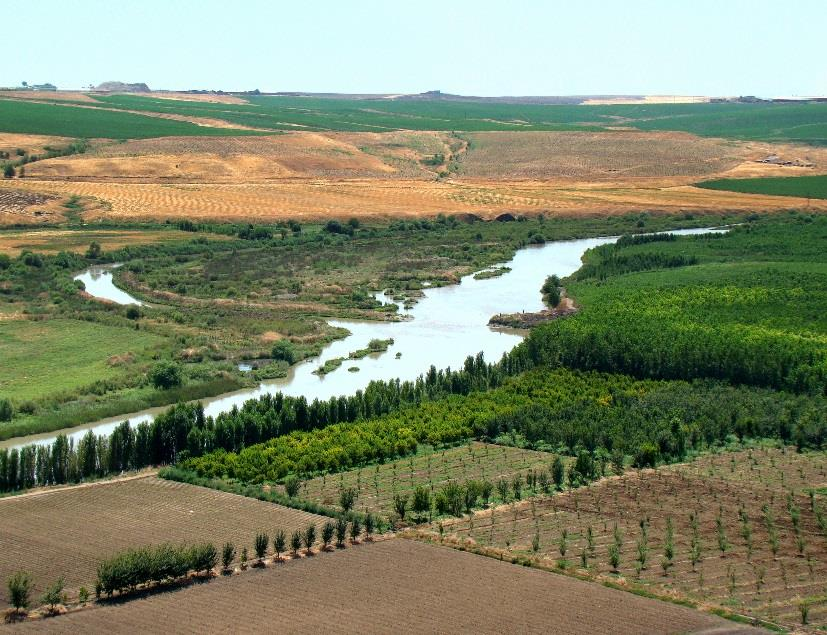 The Land Between Two Rivers Mesopotamia means between the rivers in Greek.