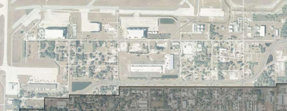 Eastside Area Development 228 acres Cargo operations Maintenance, repair and overhaul businesses MRO
