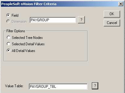 Go Beyond the Basics with PeopleSoft nvision/query. Millie Babicz ...