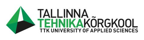 JOINT INTERNATIONAL WEEK OF TALLINN HEALTH CARE COLLEGE AND TTK UNIVERSITY OF APPLIED SCIENCES 31 OCTOBER 4 NOVEMBER 2016 PRELIMINARY PROGRAMME MONDAY, 31 OCTOBER Registration 10.30-11.