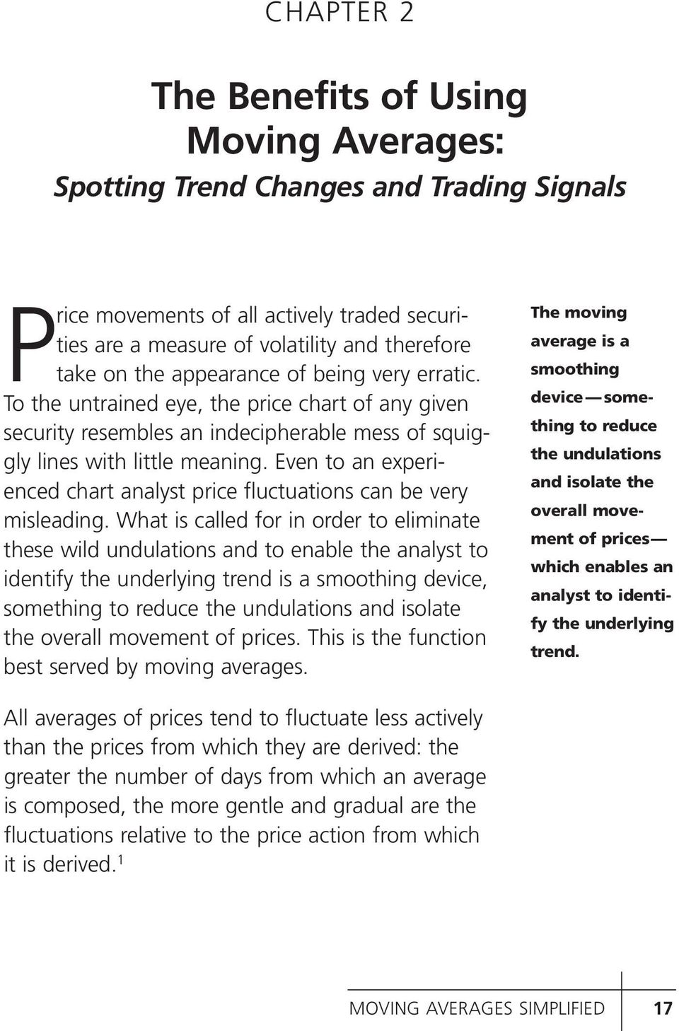 Moving Averages Simplified Pdf Free Download