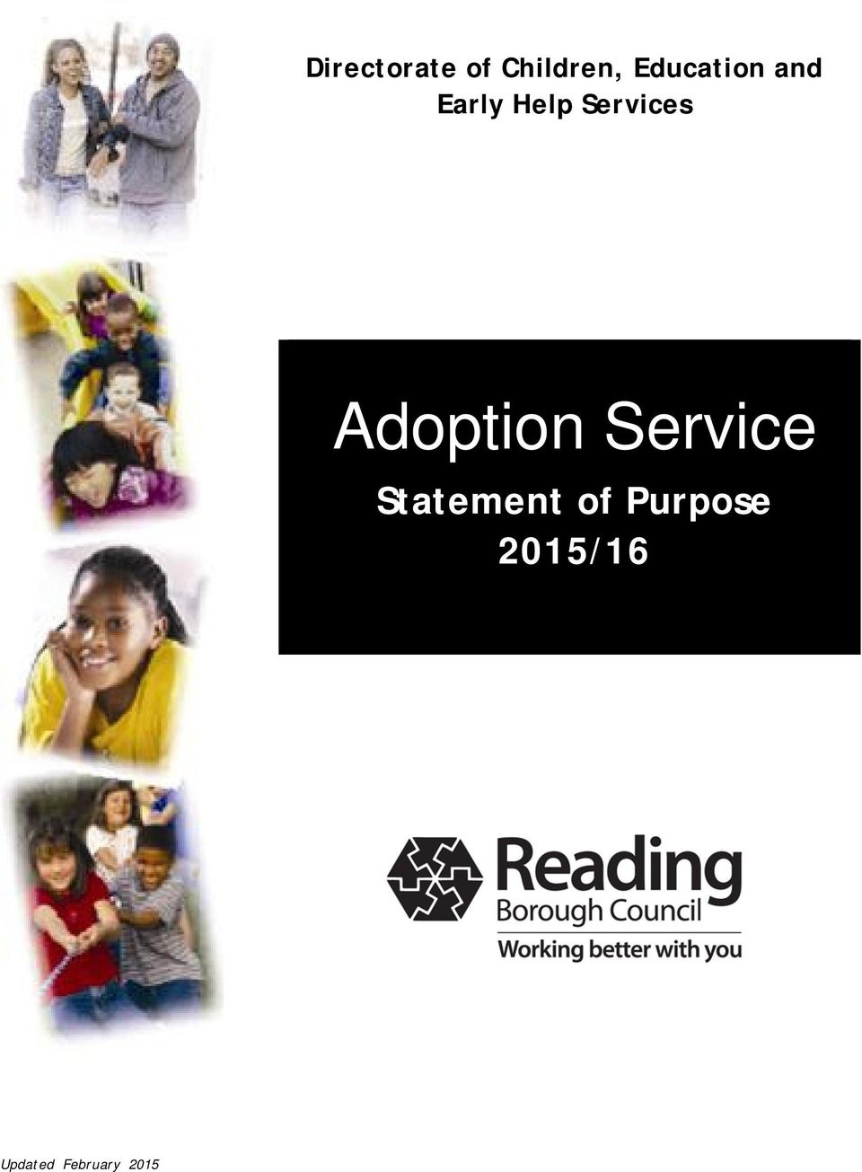 Services Adoption Service