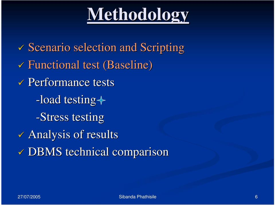 Performance tests -load testing -Stress