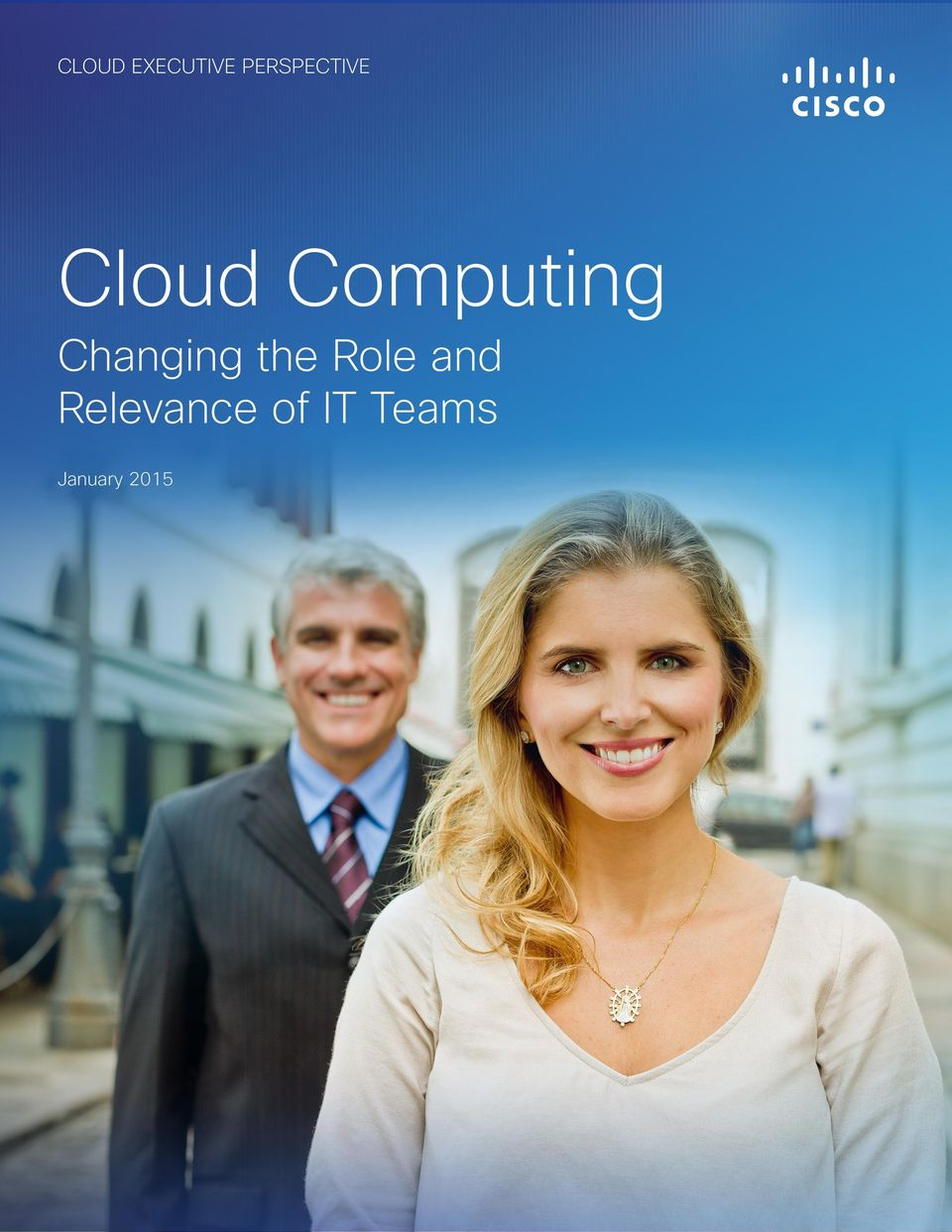 Cloud Computing Changing the Role