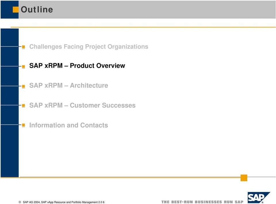xrpm Customer Successes Information and