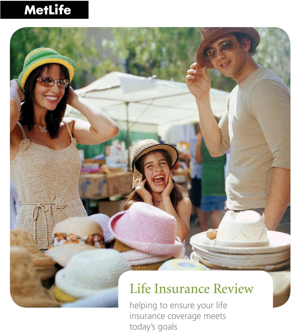 your life insurance