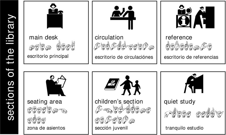 children s section childrens section reference reference escritorio de