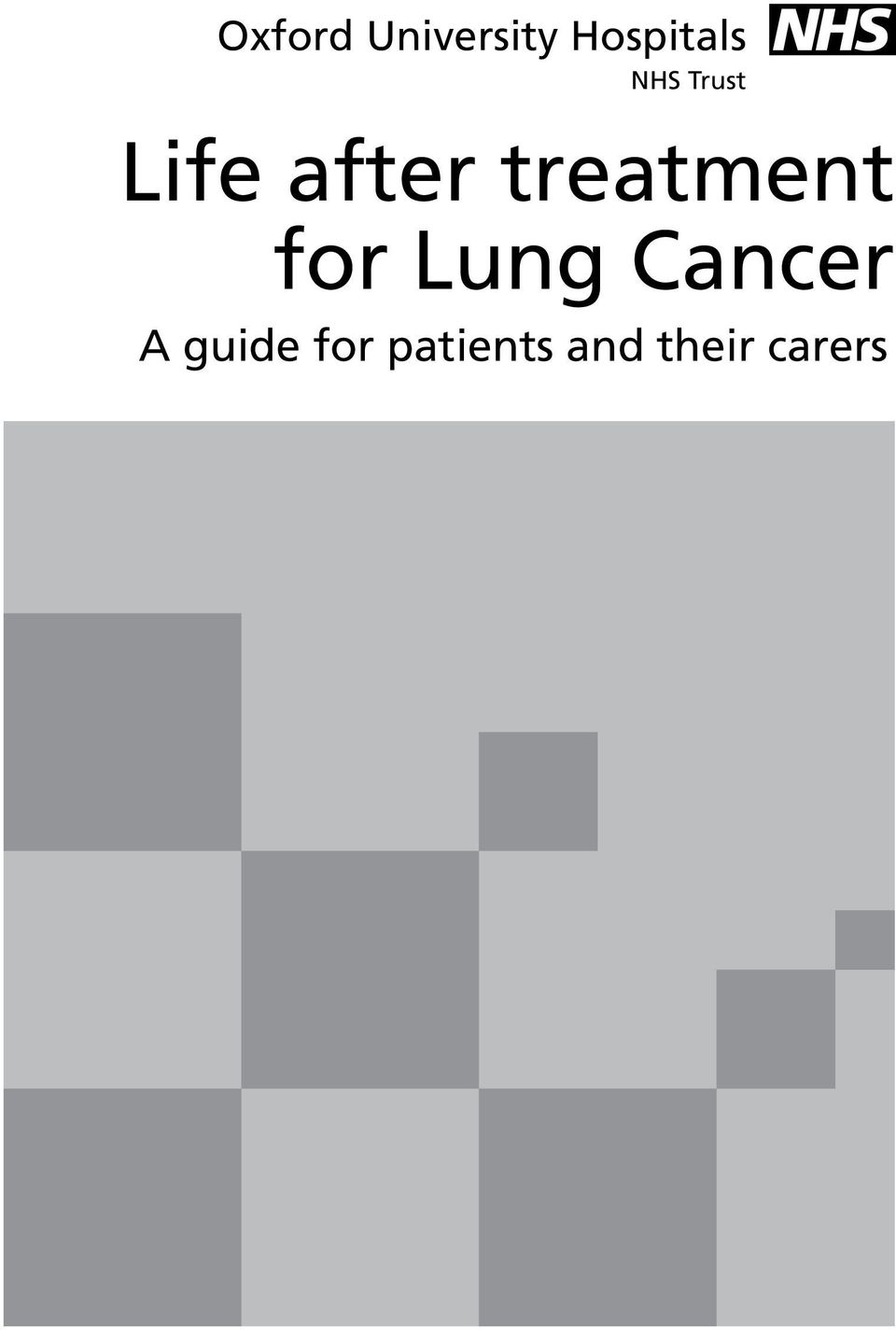 treatment for Lung Cancer A