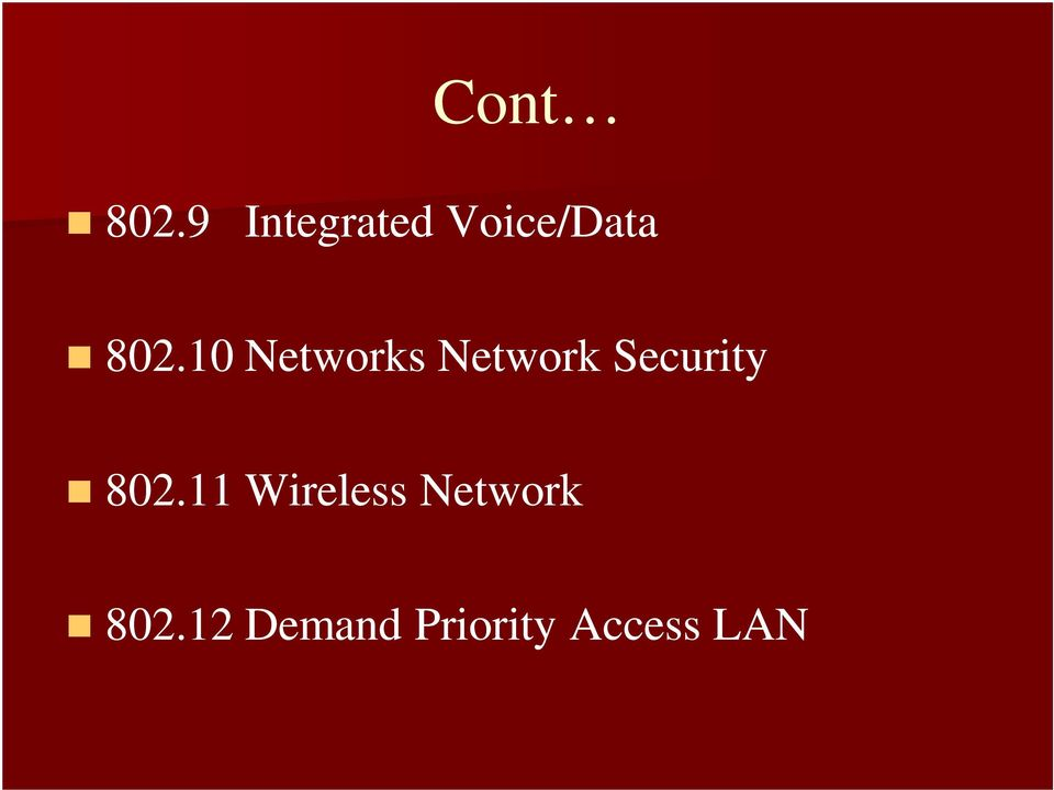 10 Networks Network Security