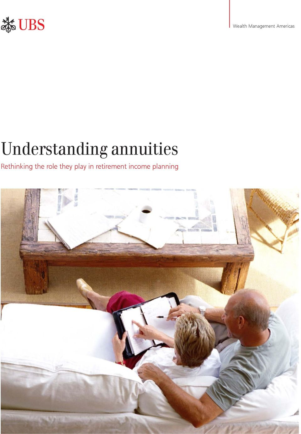annuities Rethinking the
