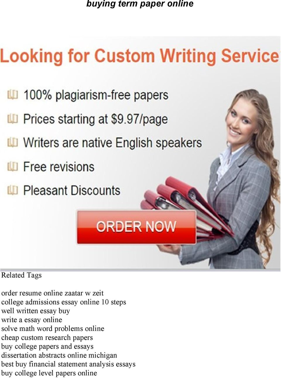 online cheap custom research papers buy college papers and essays dissertation abstracts