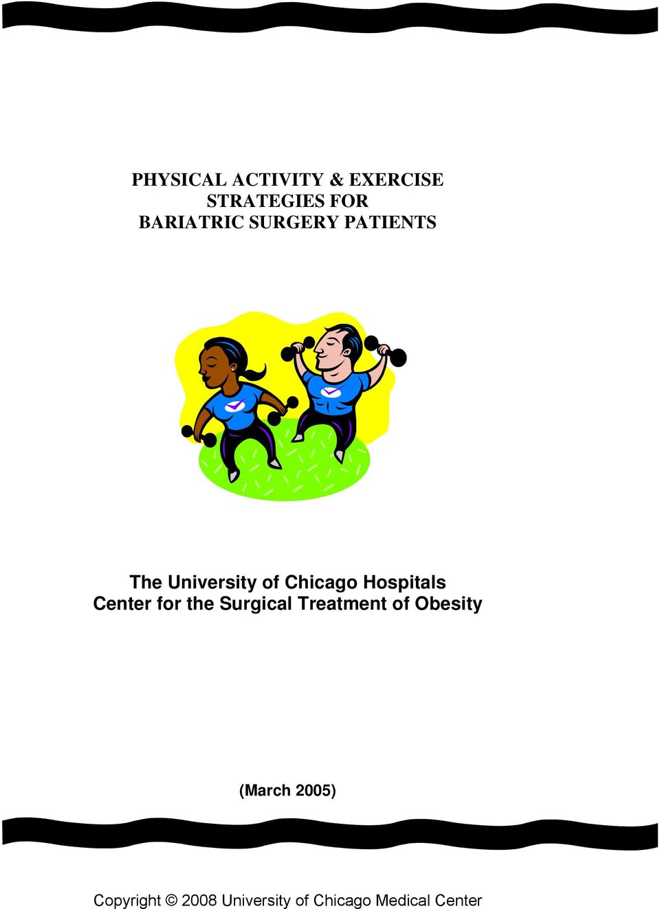 University of Chicago Hospitals Center