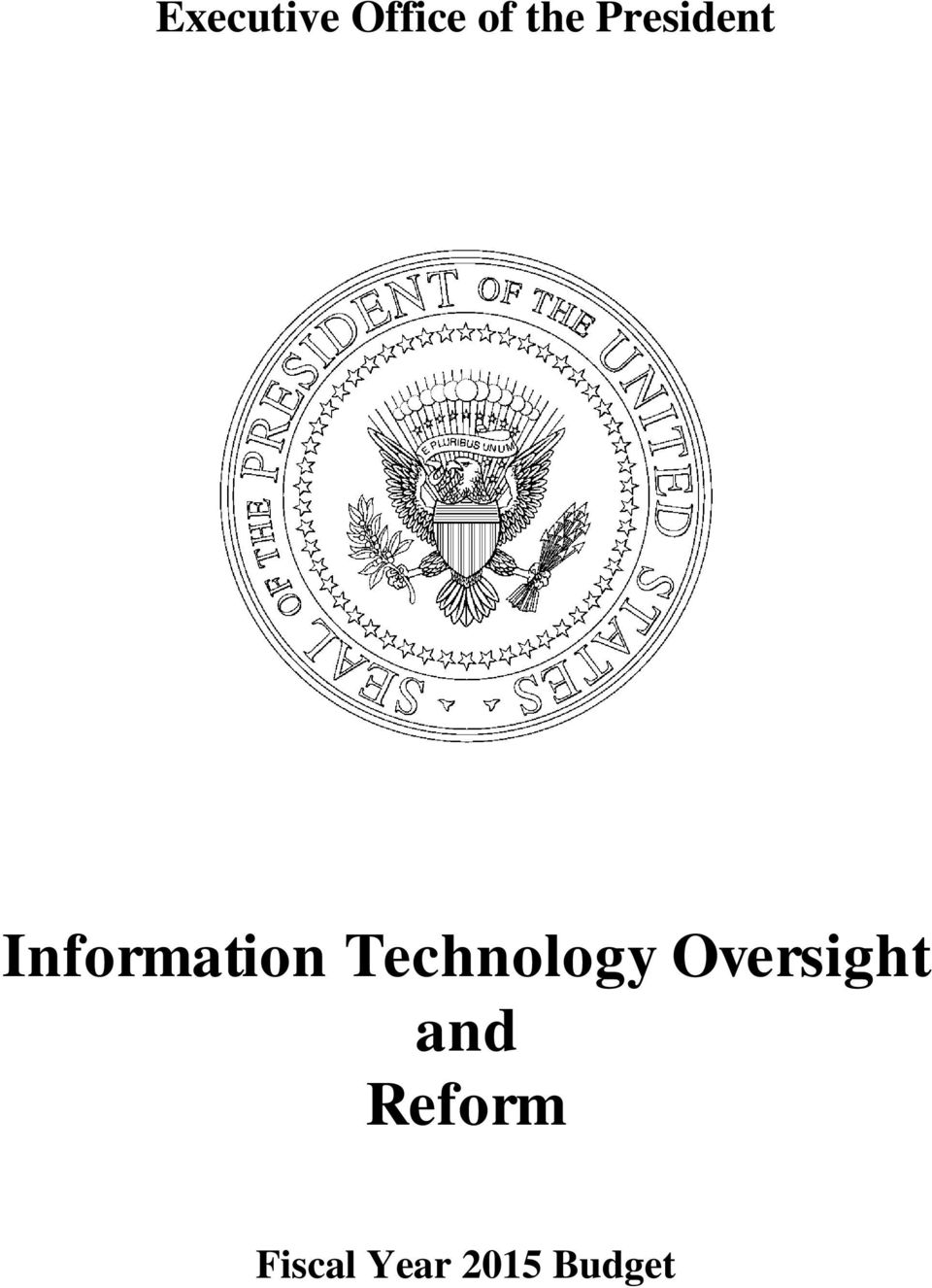 Oversight and