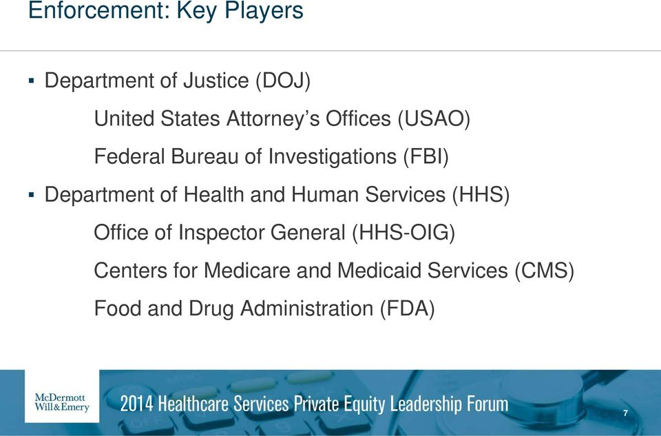 Health and Human Services (HHS) Office of Inspector General (HHS-OIG)