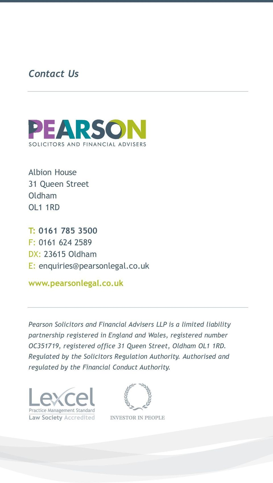 uk www.pearsonlegal.co.