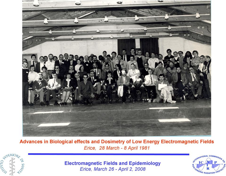 Low Energy Electromagnetic
