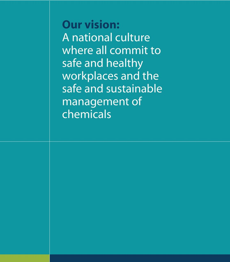 healthy workplaces and the safe