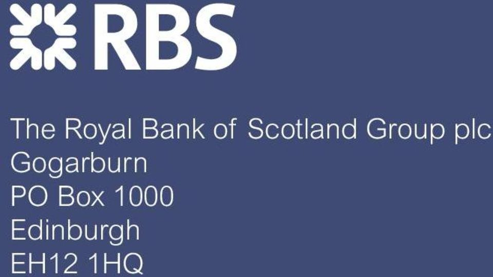 Bank of Scotland Group plc