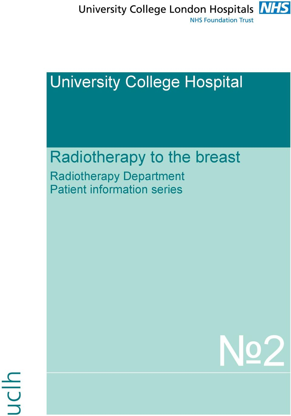 the breast Radiotherapy