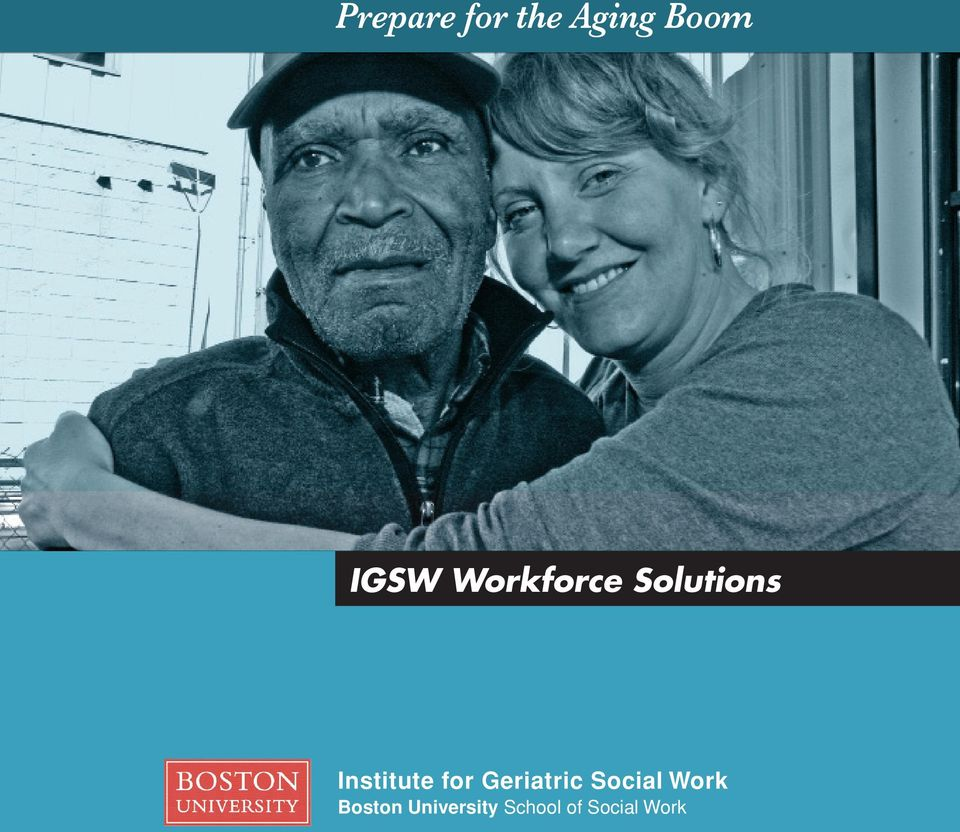 for Geriatric Social Work