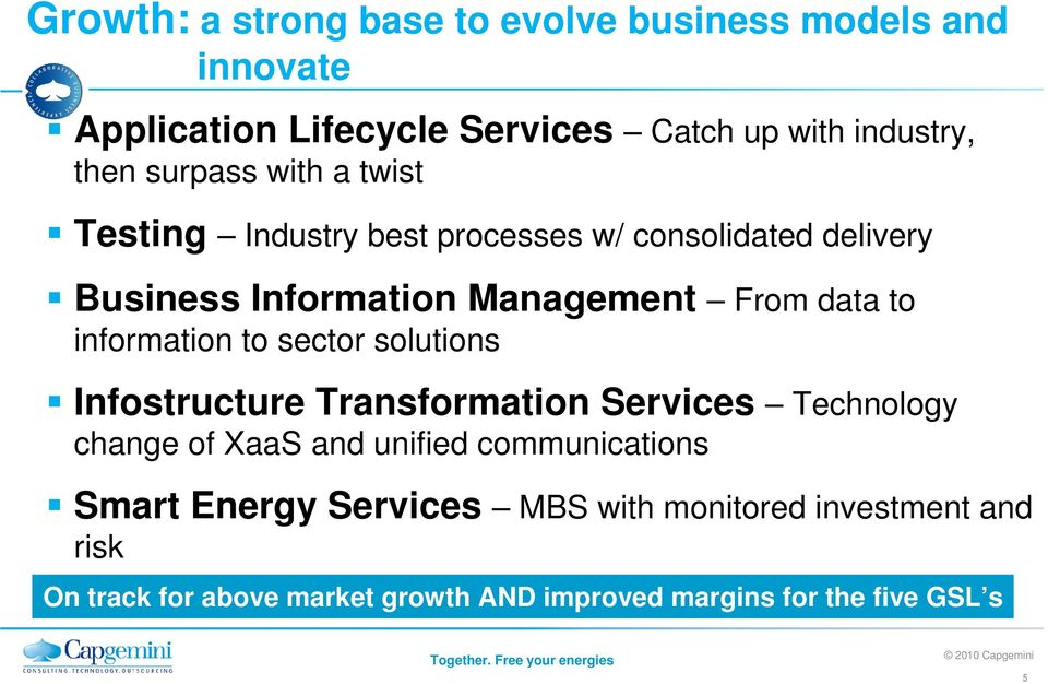 information to sector solutions Infostructure Transformation Services Technology change of XaaS and unified communications
