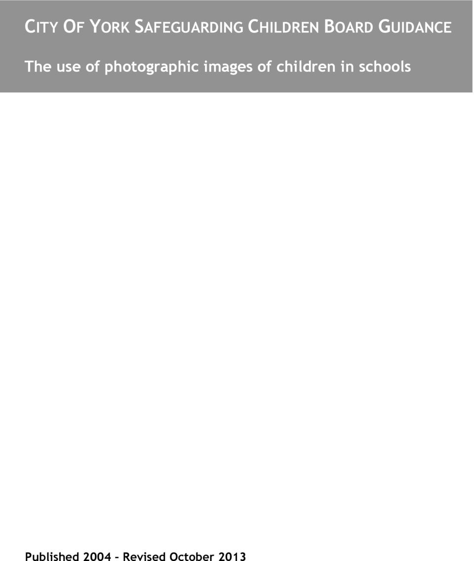 photographic images of children in