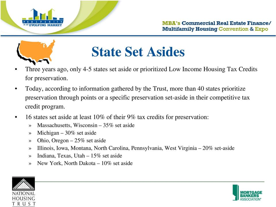 competitive tax credit program.