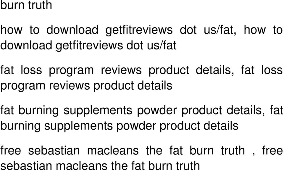 fat burning supplements powder product details, fat burning supplements powder product