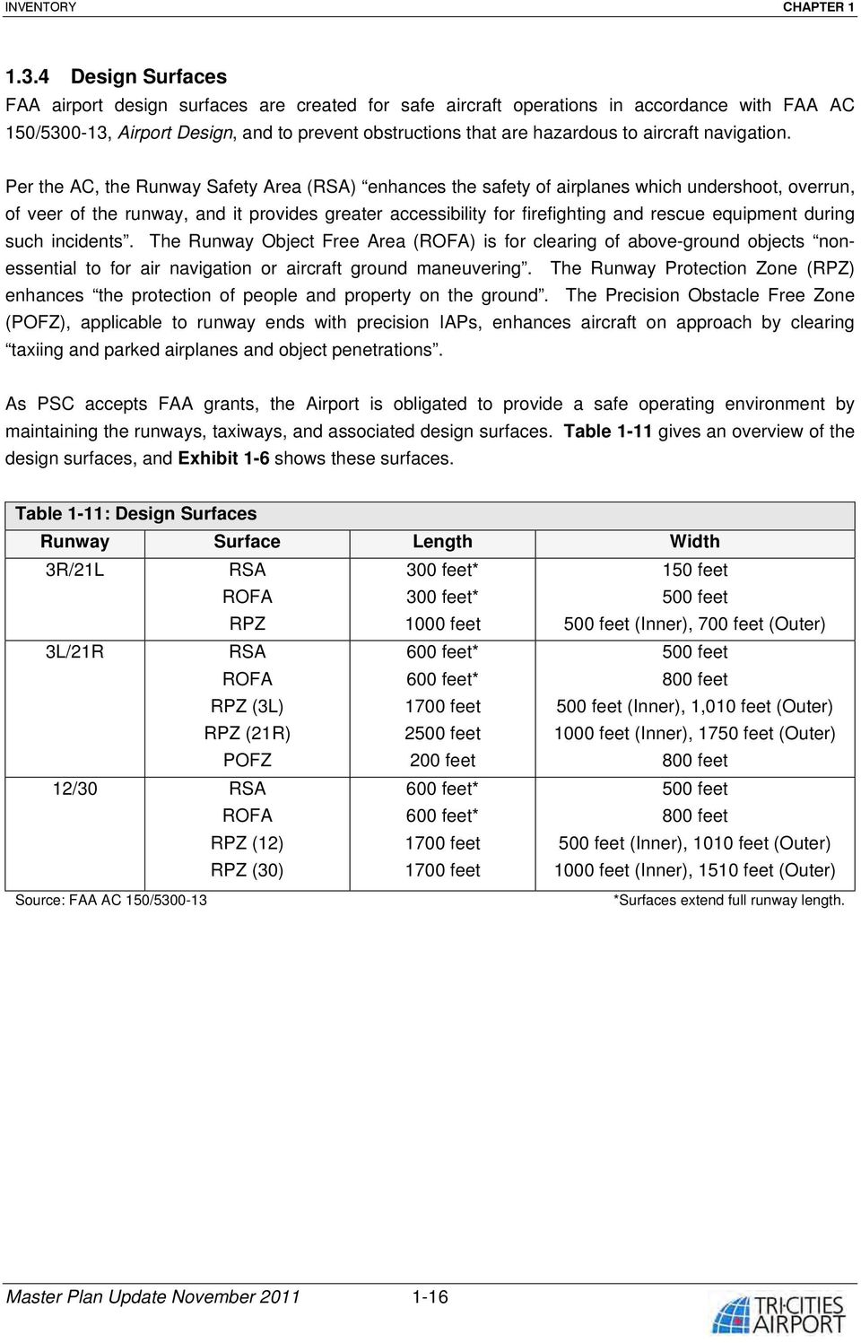 Pasco tri cities airport master plan update pdf aircraft navigation publicscrutiny