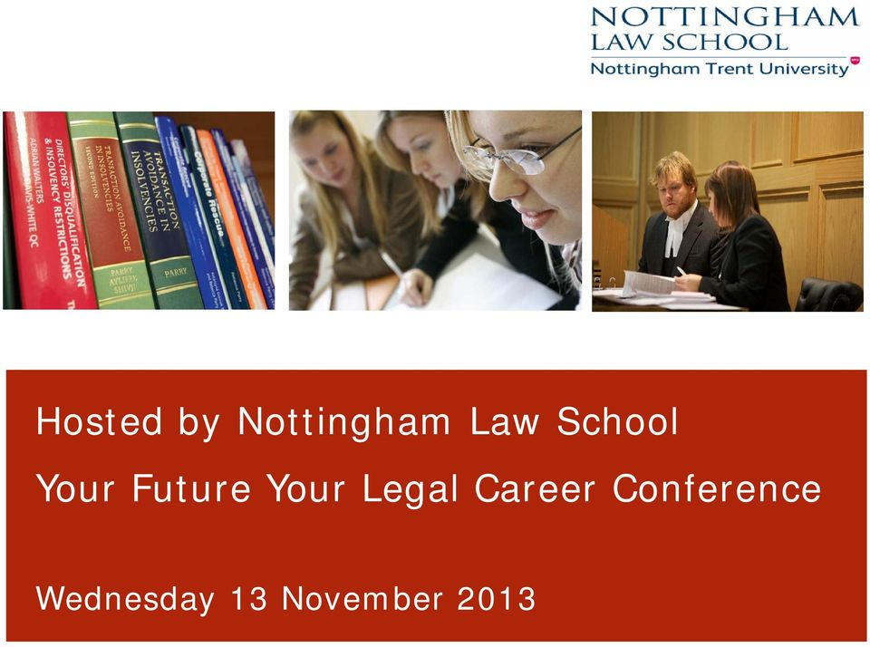 Legal Career Conference