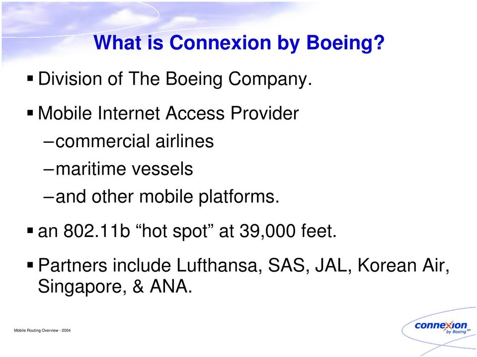 vessels and other mobile platforms. an 802.