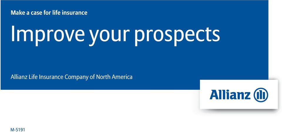 prospects Allianz Life